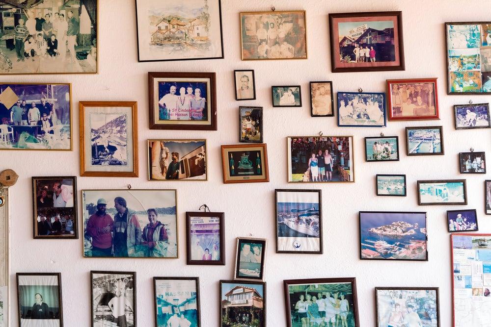 Tipos de marcos de fotos: un recurso para la decoración