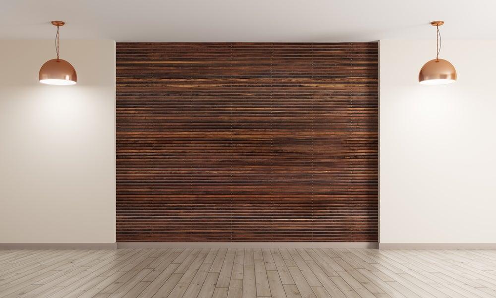 Conoce estas ideas para decorar paredes y suelos con madera