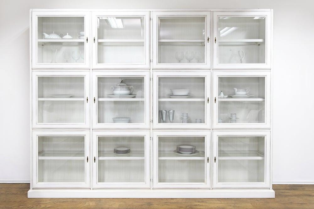 Cómo elegir una vitrina expositora para tus cosas