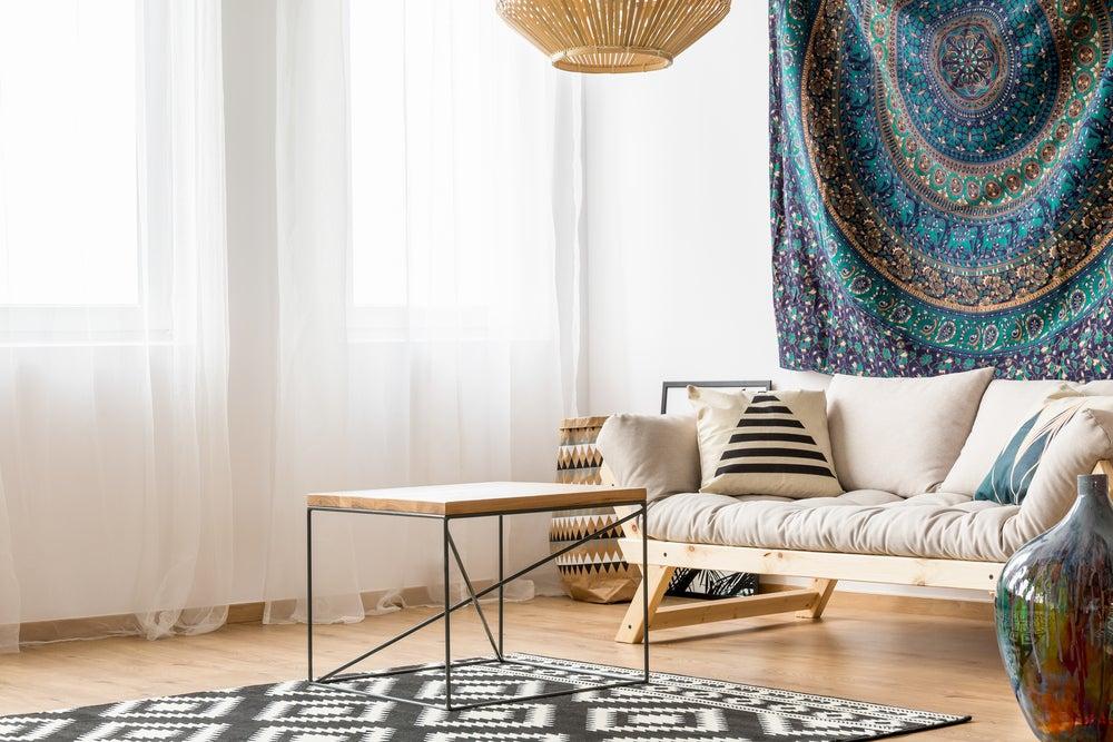 Damajuanas para decorar tu apartamento