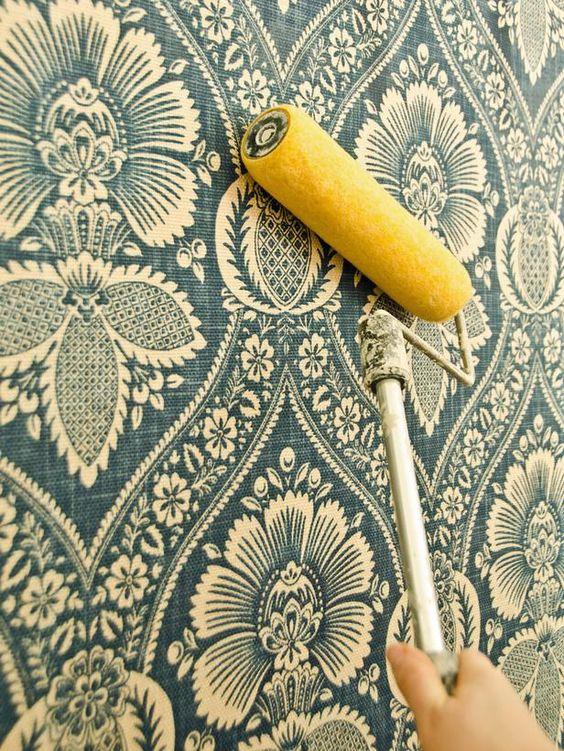 decorar con telas paredes