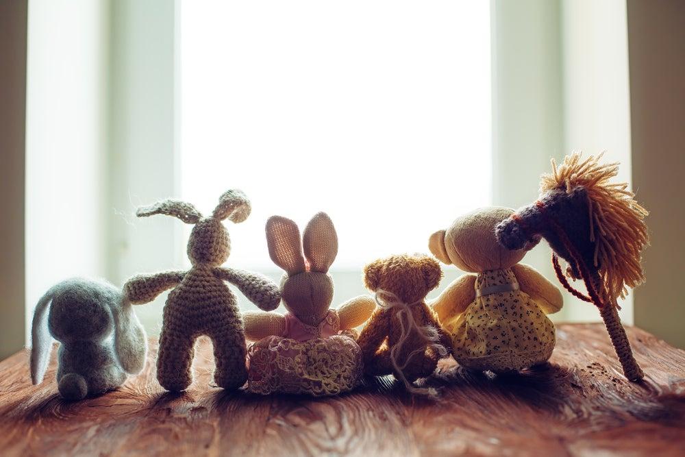 Decorar el dormitorio de los niños con animales