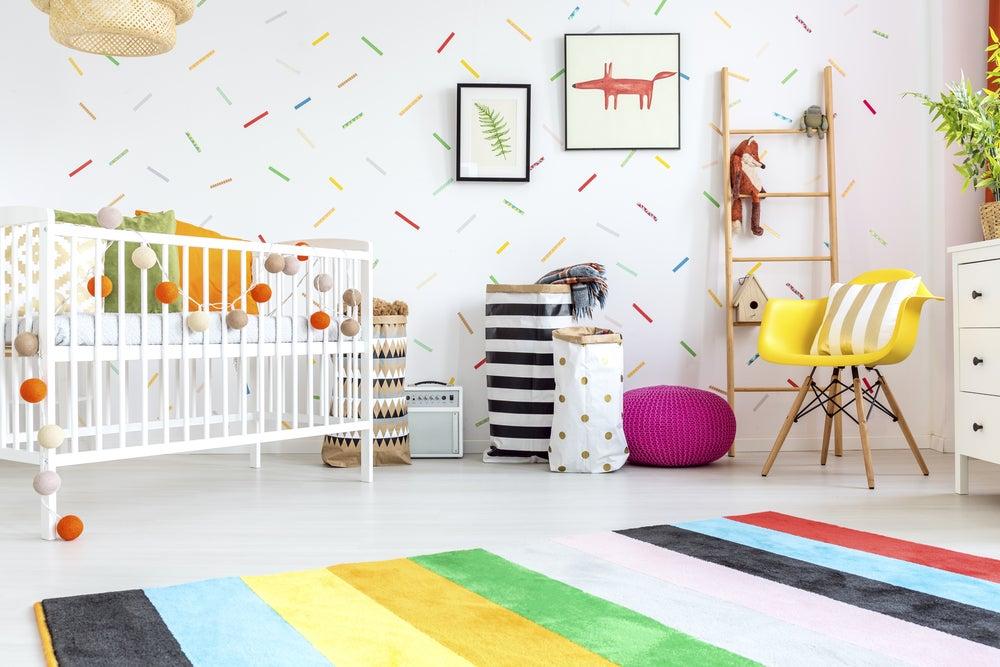 Habitación para el bebé: todo lo que debes incluir
