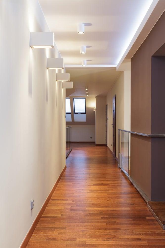 Decorar los pasillos de tu casa 7 ideas pr cticas mi - Fotos de pasillos decorados ...