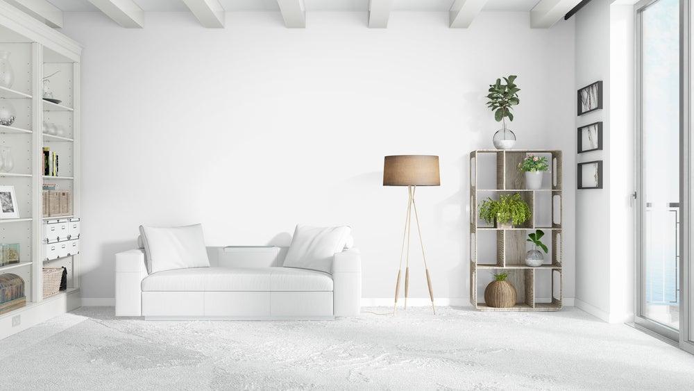 ¿Qué cojines le van bien a tu sofá blanco?