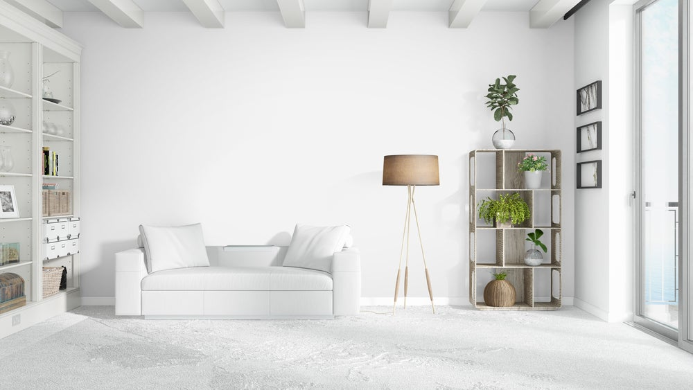 Qu cojines le van bien a tu sof blanco mi decoraci n - Cojines de salon ...