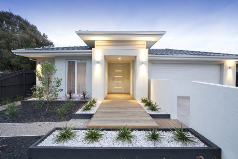 Fachadas modernas para la casa de tus sueños