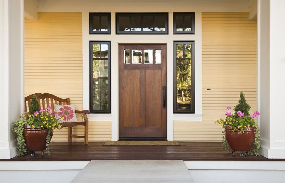 Colores ideales para fachadas y exteriores
