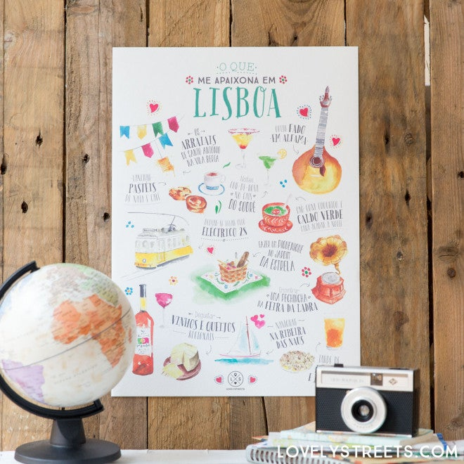 You can find wall prints with phrases in all different languages