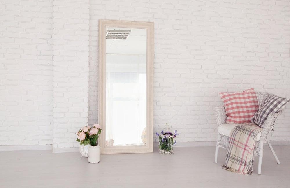 objetos imprescindibles, espejo