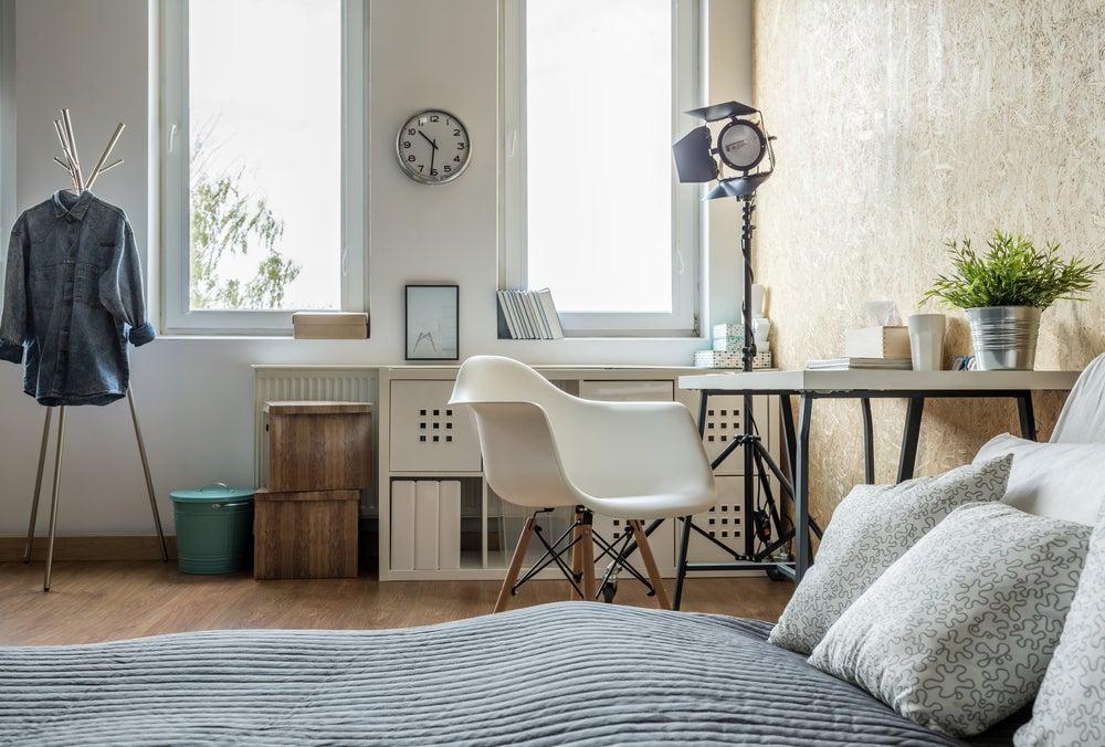 oficina perfecta en tu dormitorio