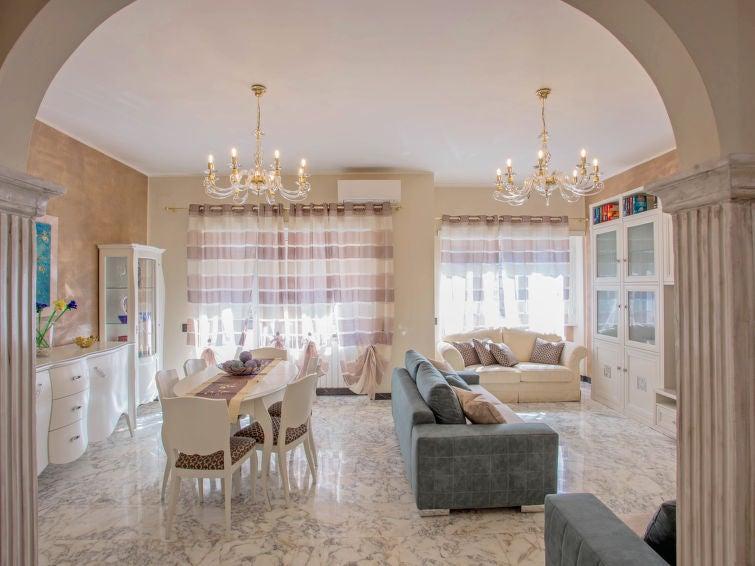 El estilo romano en la decoración de interiores.