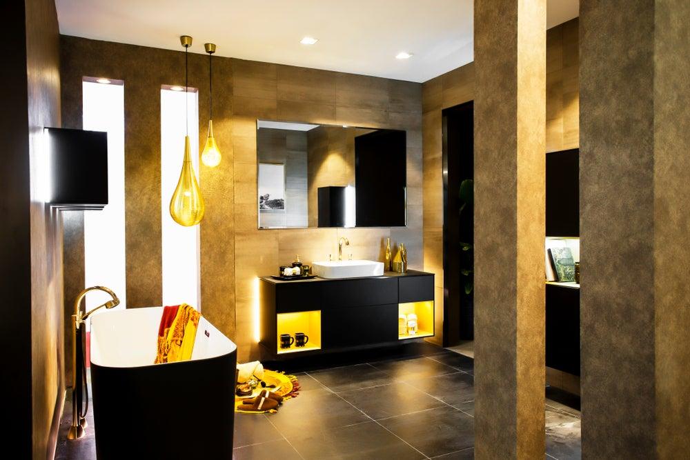 Feng shui en el cuarto de baño - Decor Tips