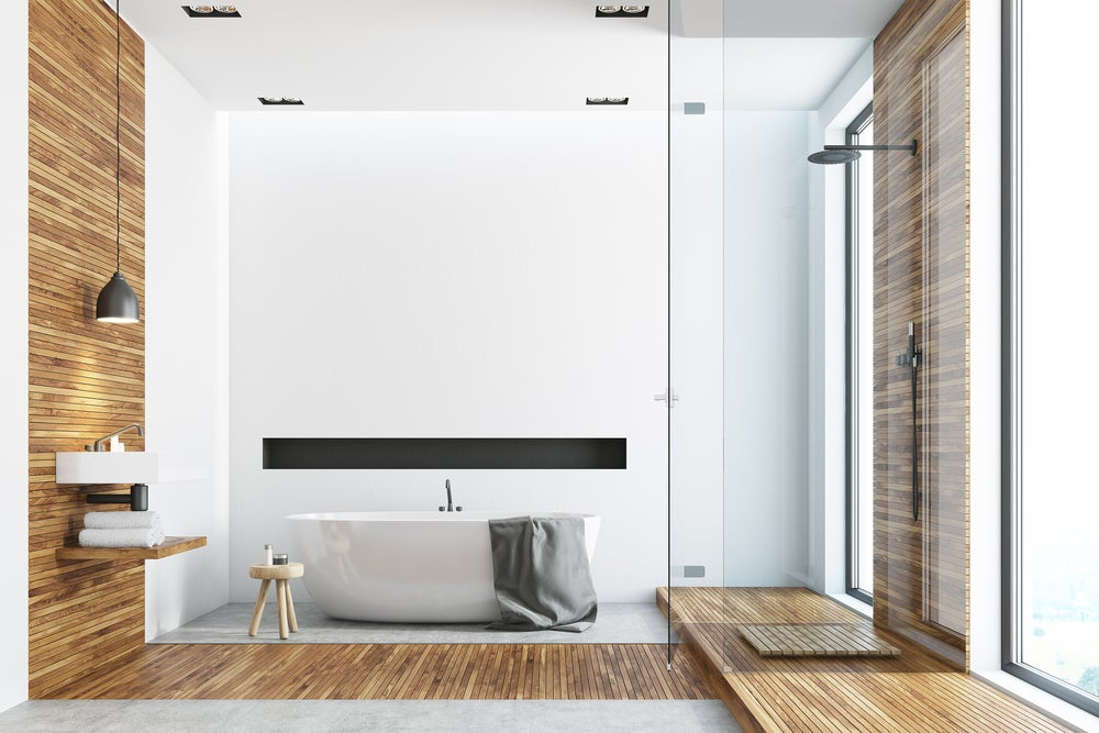 3 diseños de baños modernos que debes conocer