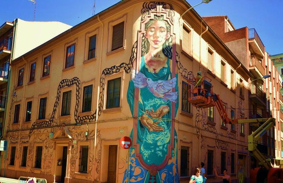 Arte urbano: una fuente de inspiración