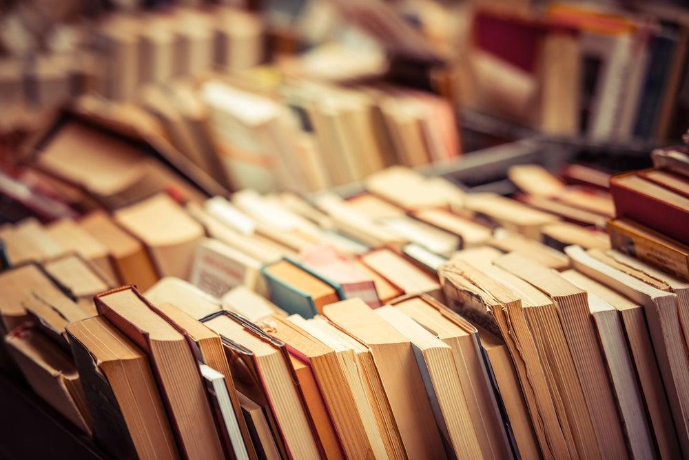Cómo ordenar libros.