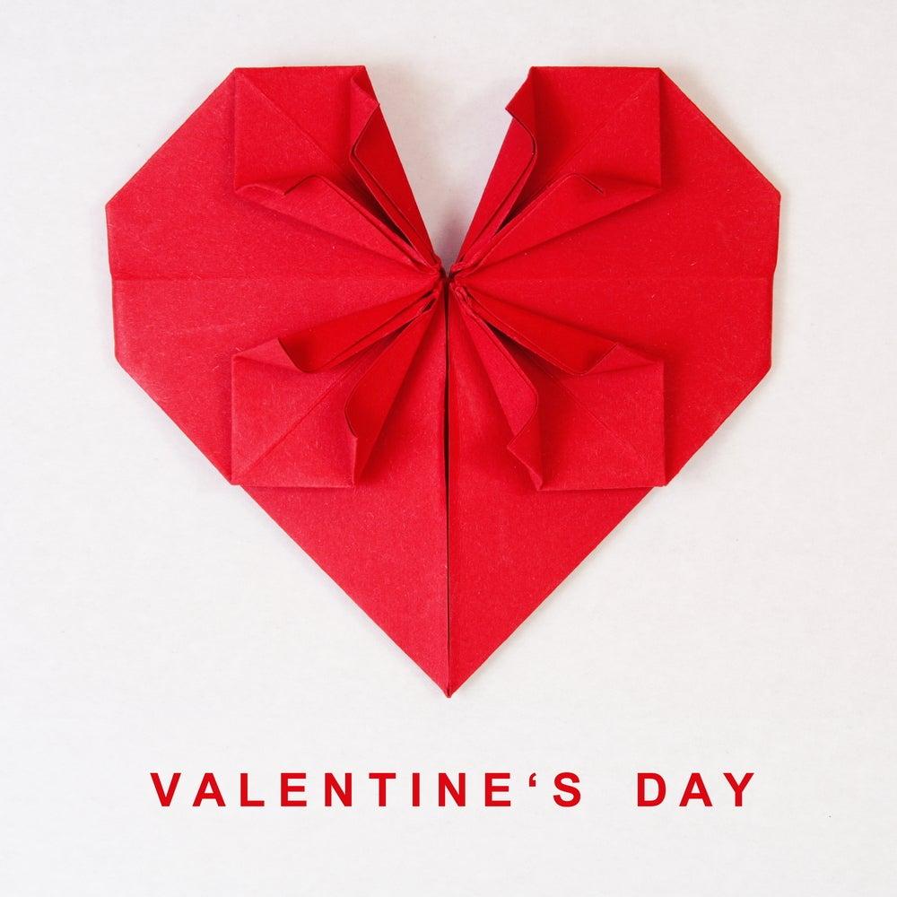 Corazón para San Valentín.
