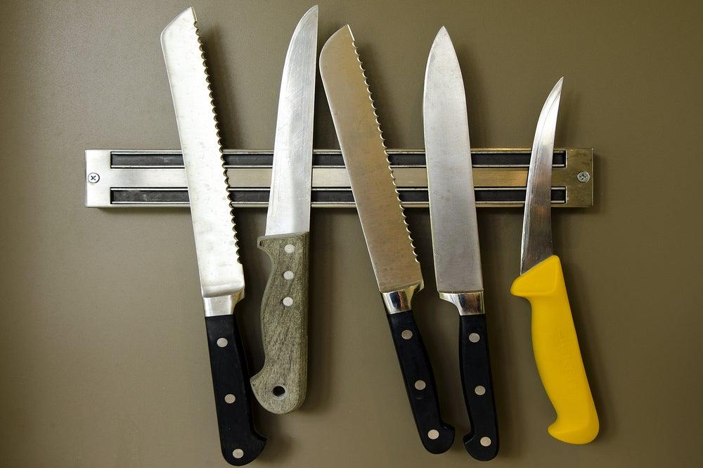 Cuchillos para chef.