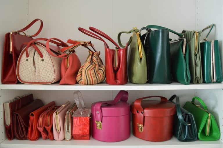 5 consejos para guardar los bolsos