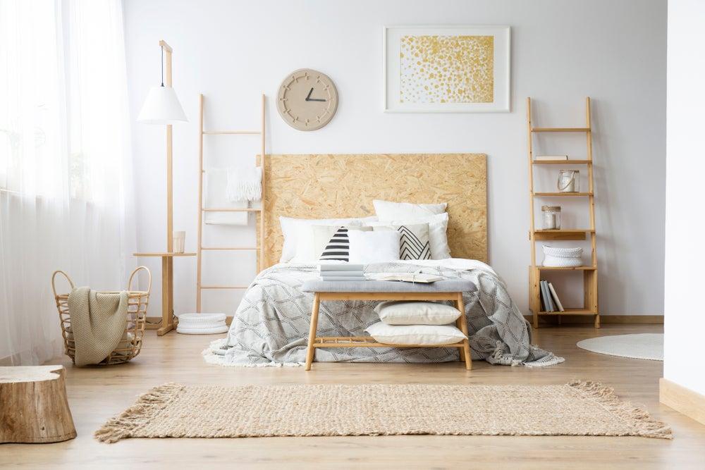 Decora tu habitación con dorado