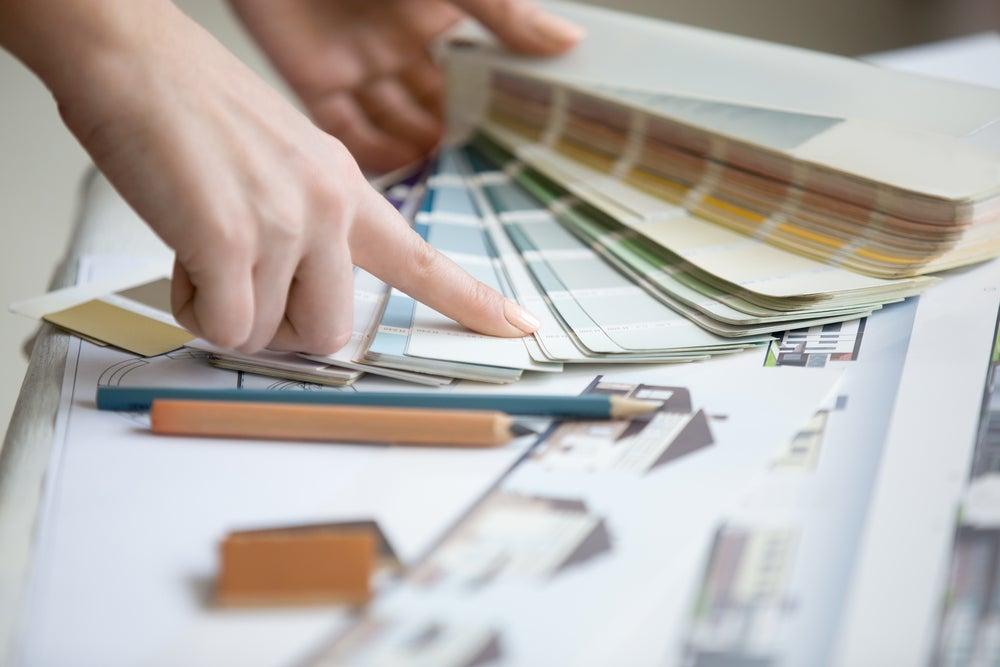 Errores comunes al elegir los colores para decorar