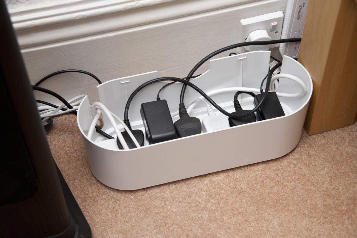 caja para ocultar cables