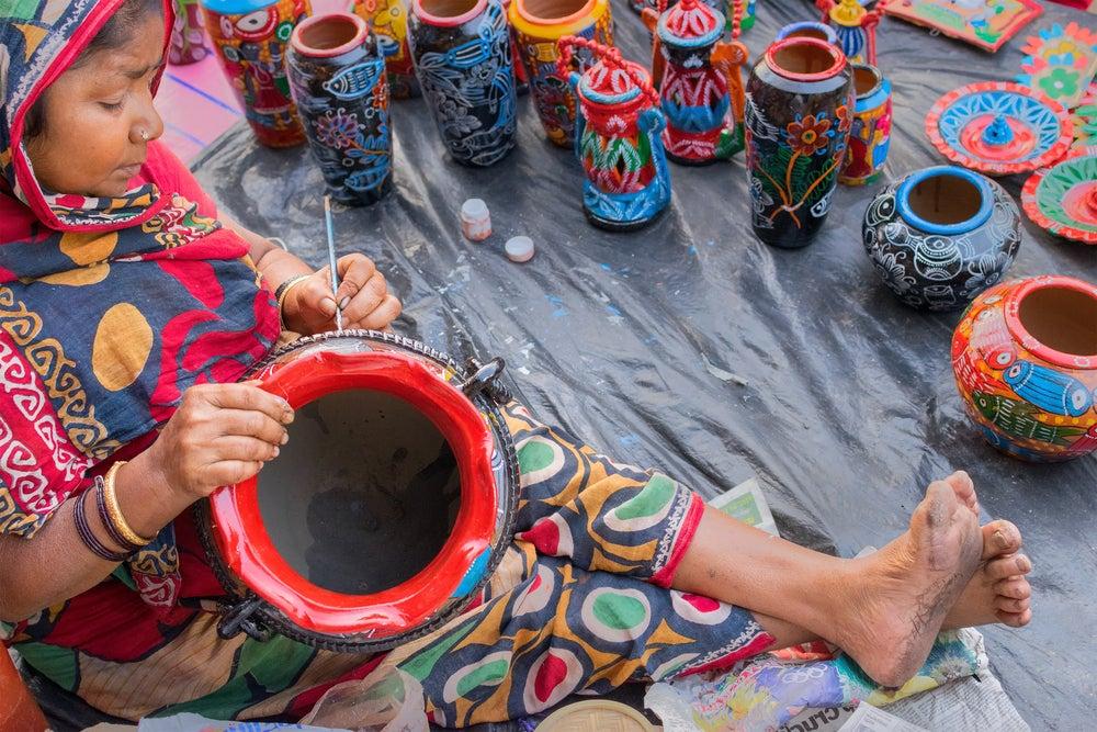 fotografías tribales color