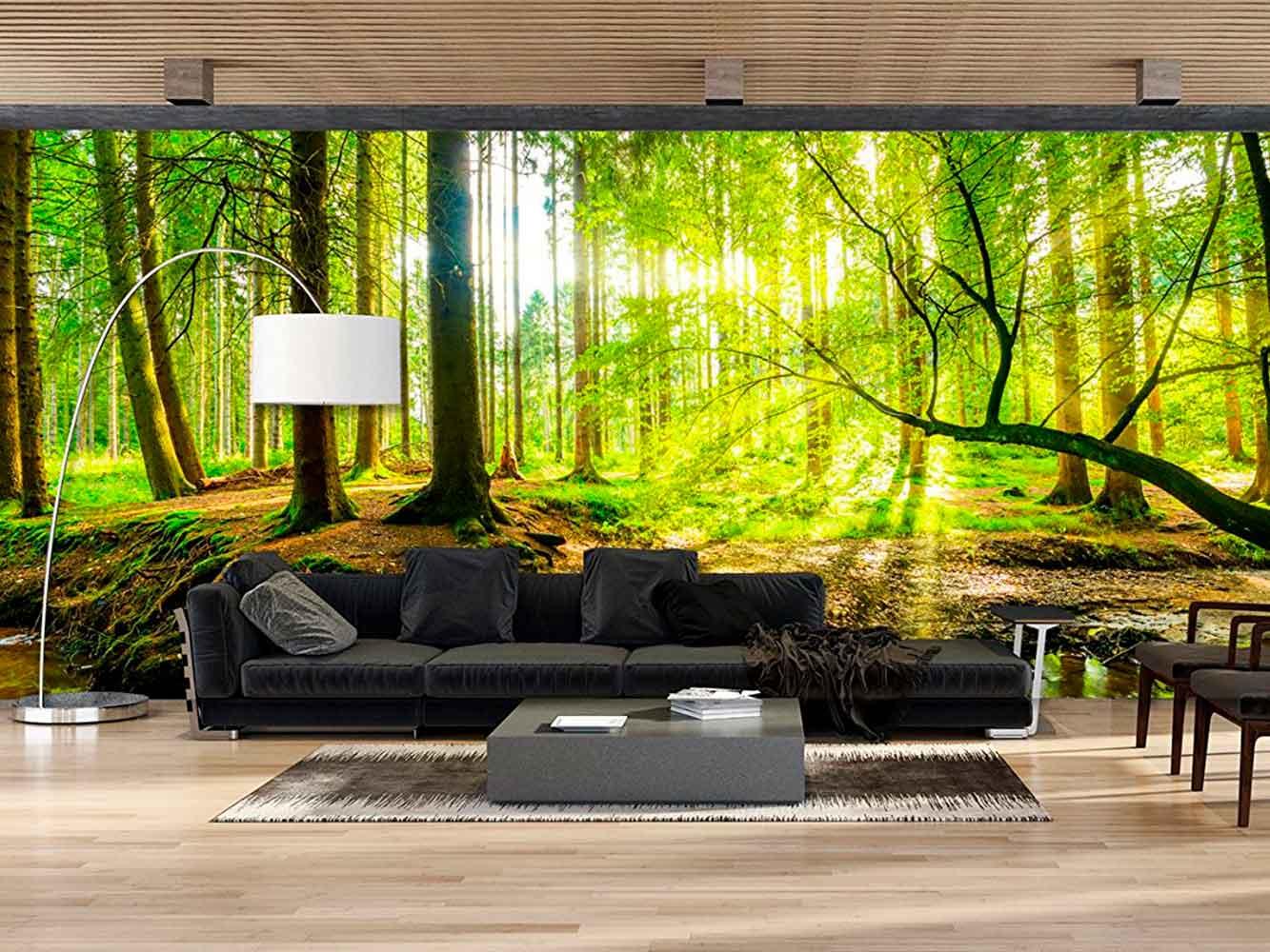 5 increíbles fotomurales para decorar cualquier espacio del hogar