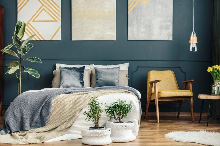 6 consejos para elegir el color de la habitación