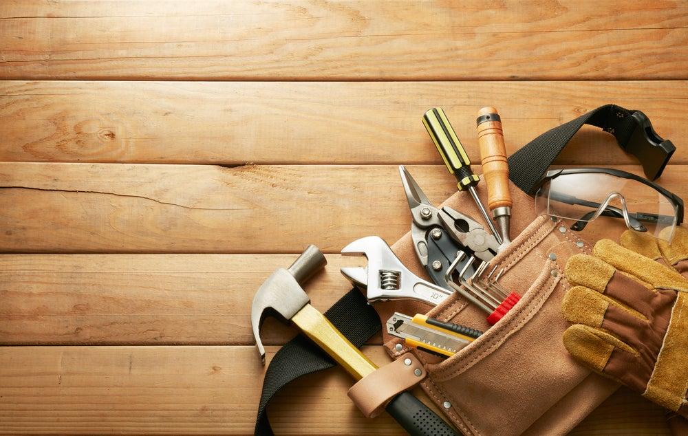 9 herramientas que no pueden faltar en casa