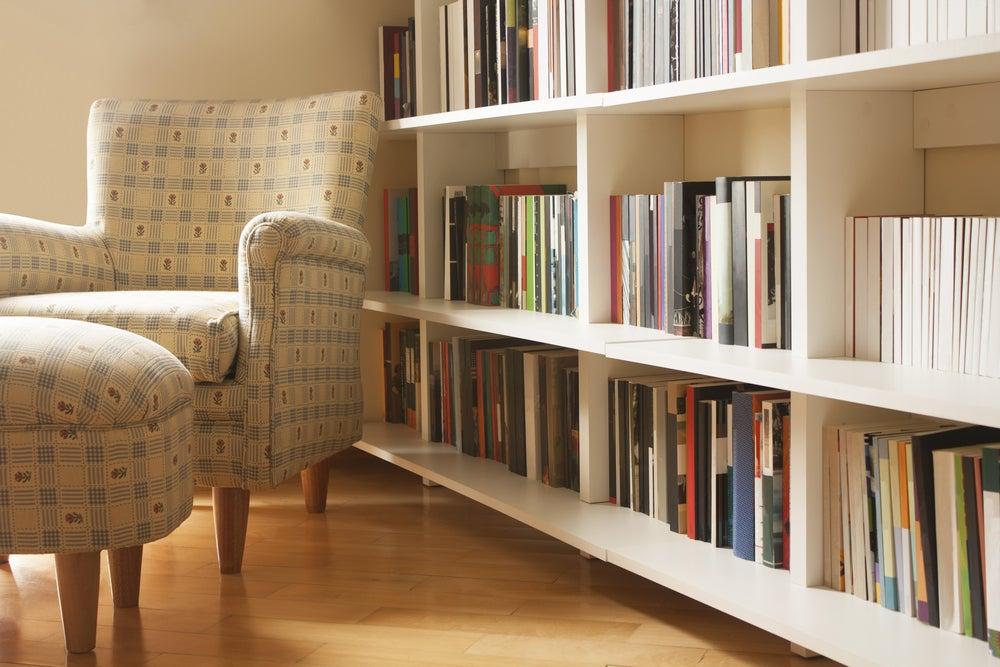 3 tips para incorporar luces a tus estantes