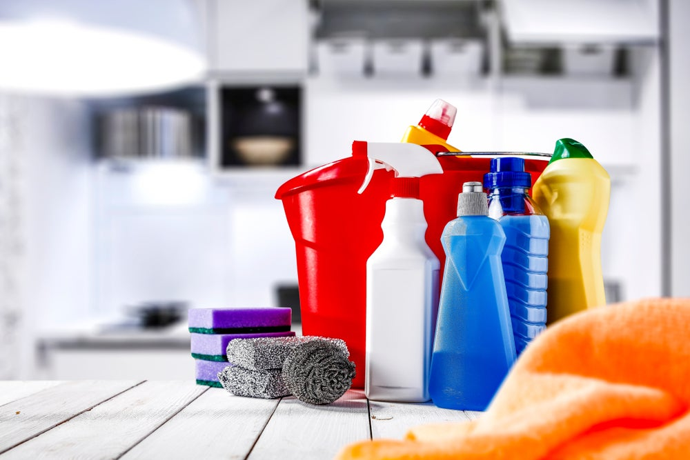 A constant compulsion to clean might mean you're becoming a clean freak.