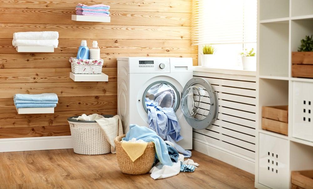 5 consejos para mantener el cuarto de lavado organizado