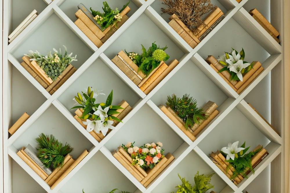 Decoración botánica para renovar las paredes de tu casa