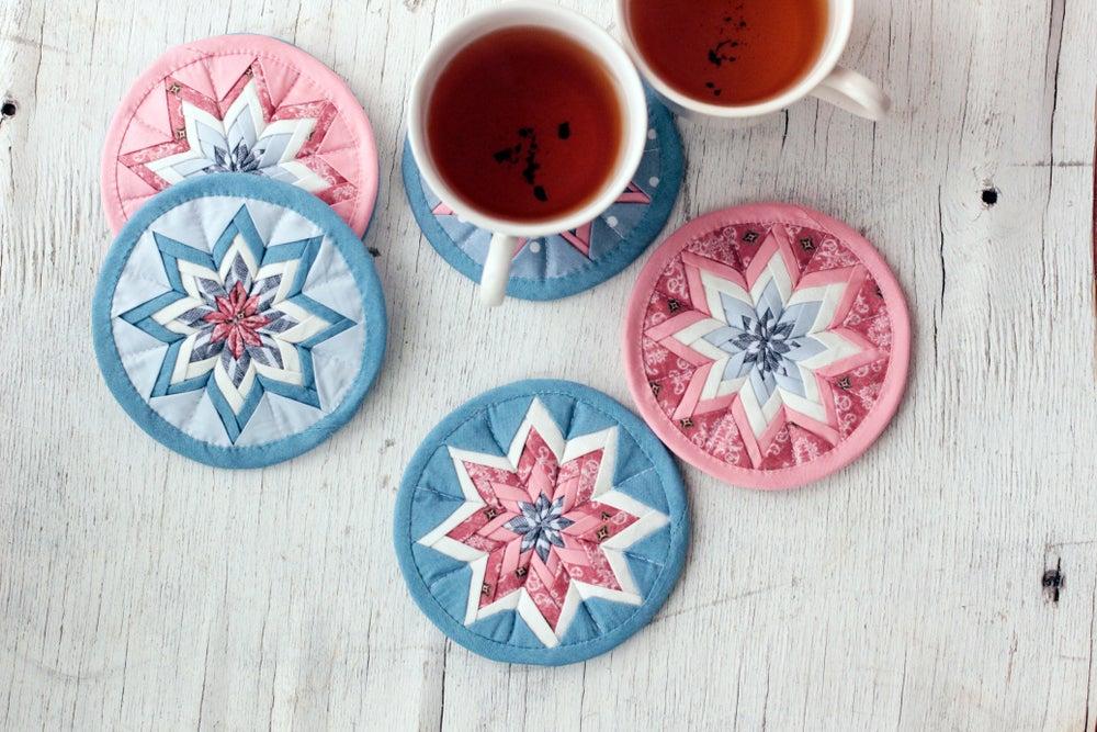 ideas de decoración DIY: patchwork