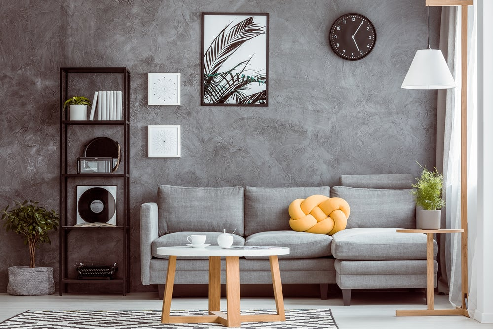8 relojes de pared novedosos para decorar tu hogar