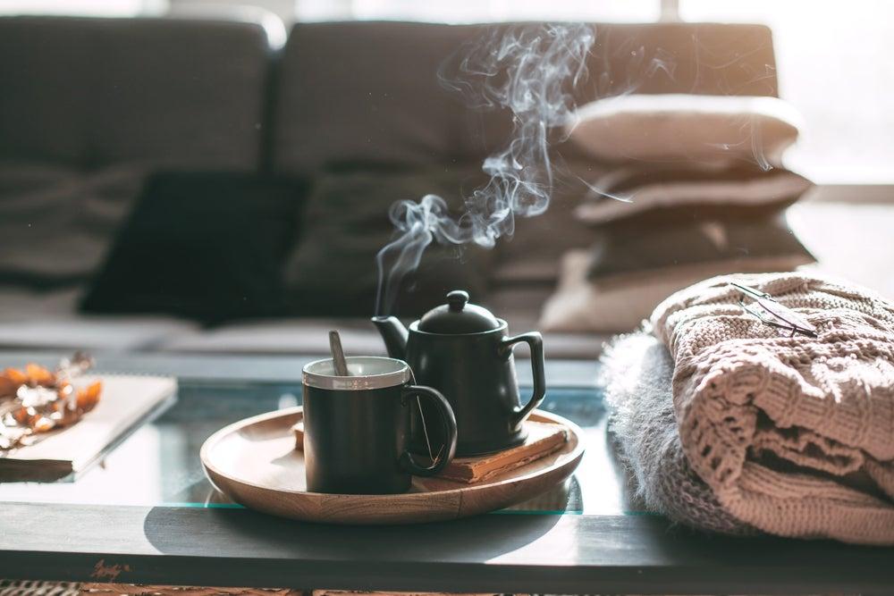 Ideas maravillosas para volver un salón más cálido