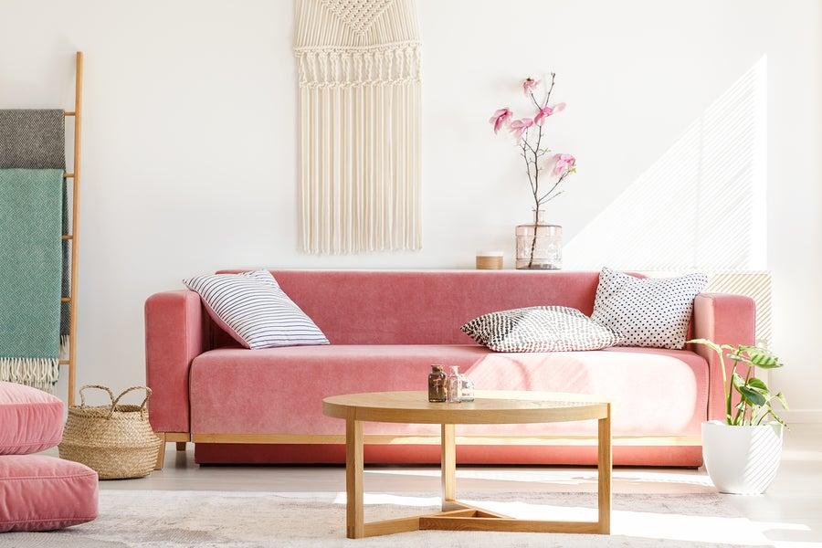 5 tips para decorar con tapices de macramé