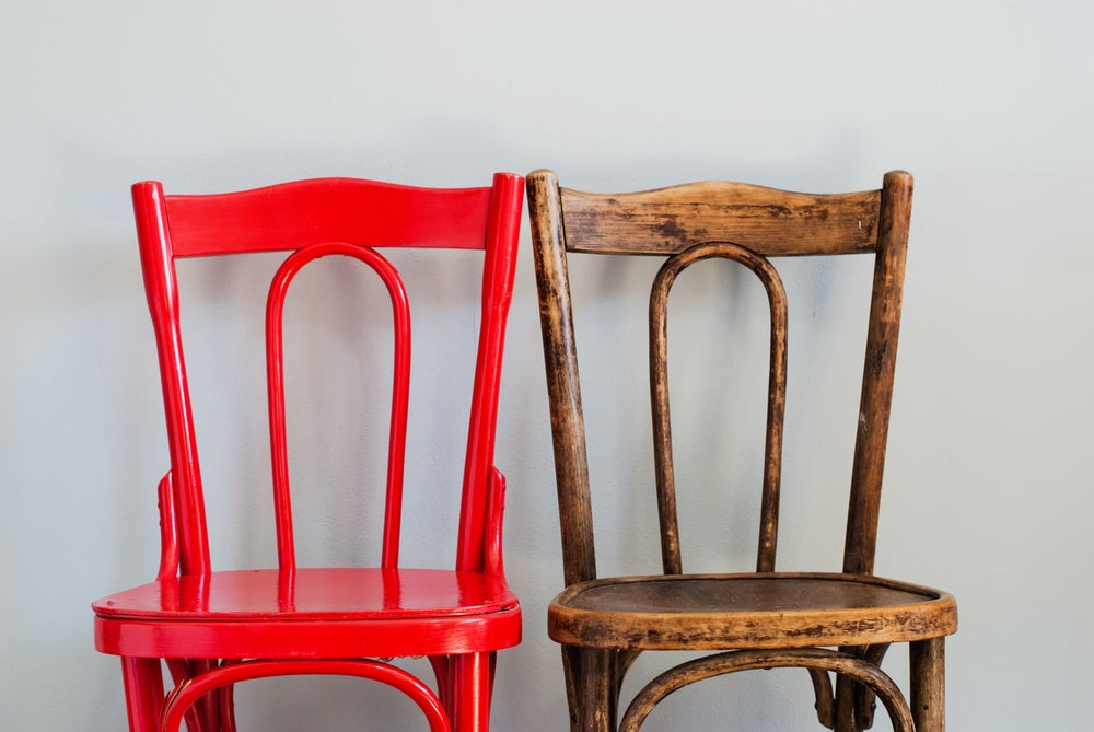 4 errores que se cometen a la hora de restaurar muebles de madera