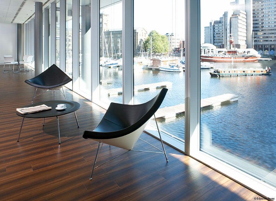 sillas coconut para oficina