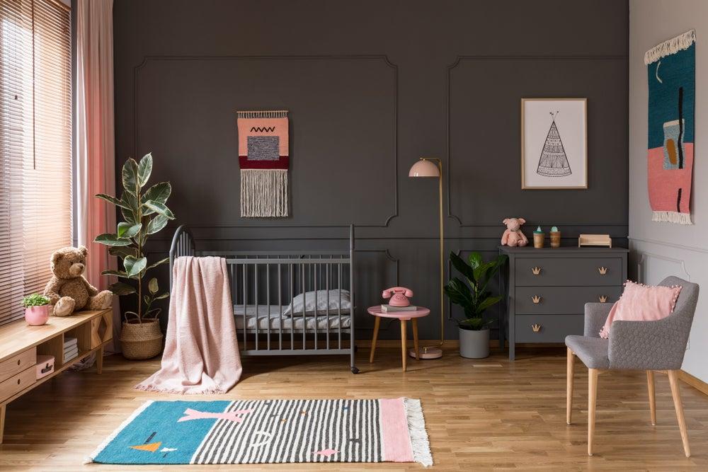 Cunas para bebé: diseños y formas