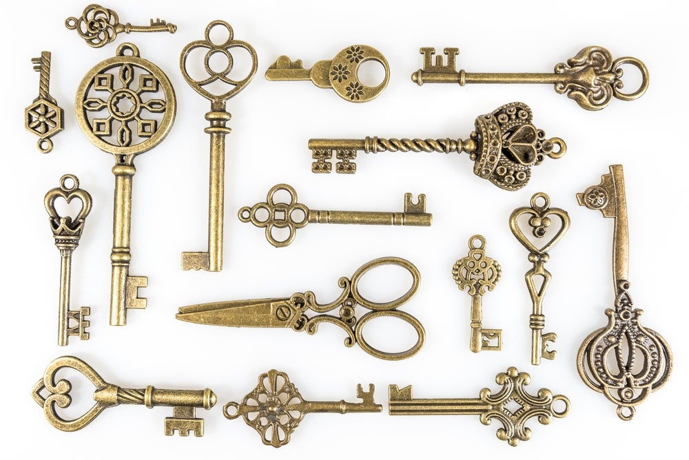 Coleccion de llaves.