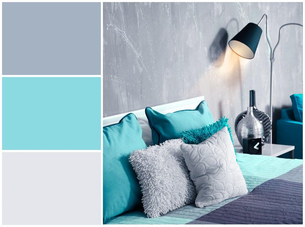 ¿Cómo influyen los colores en la decoración?