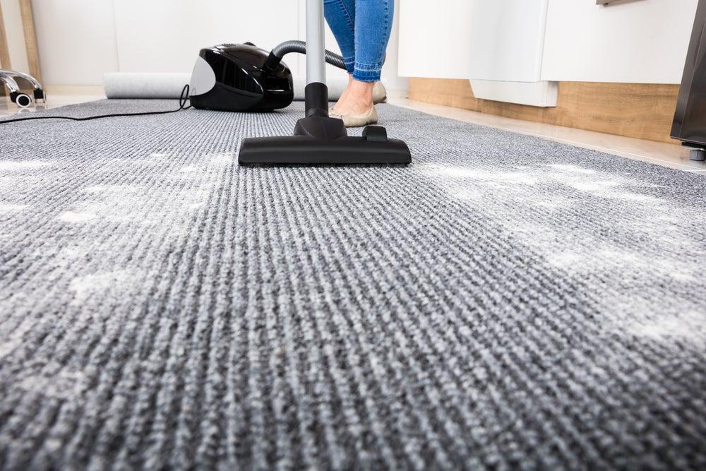 Pasos para lavar las alfombras de casa sin dañarlas