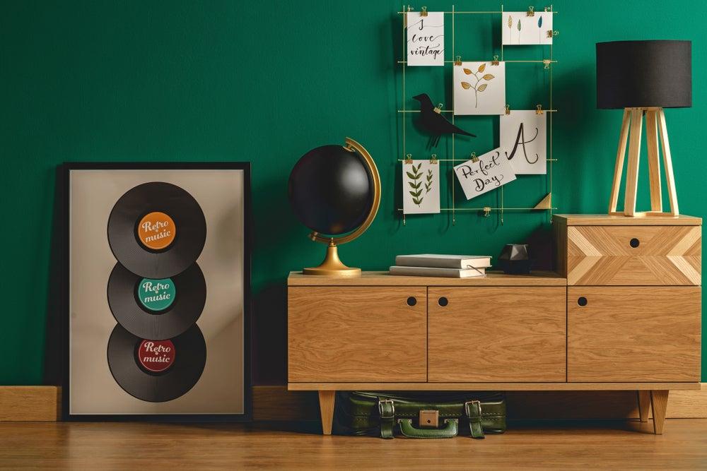 Ideas Para Decorar La Casa Con Discos De Vinilo Mi Decoración