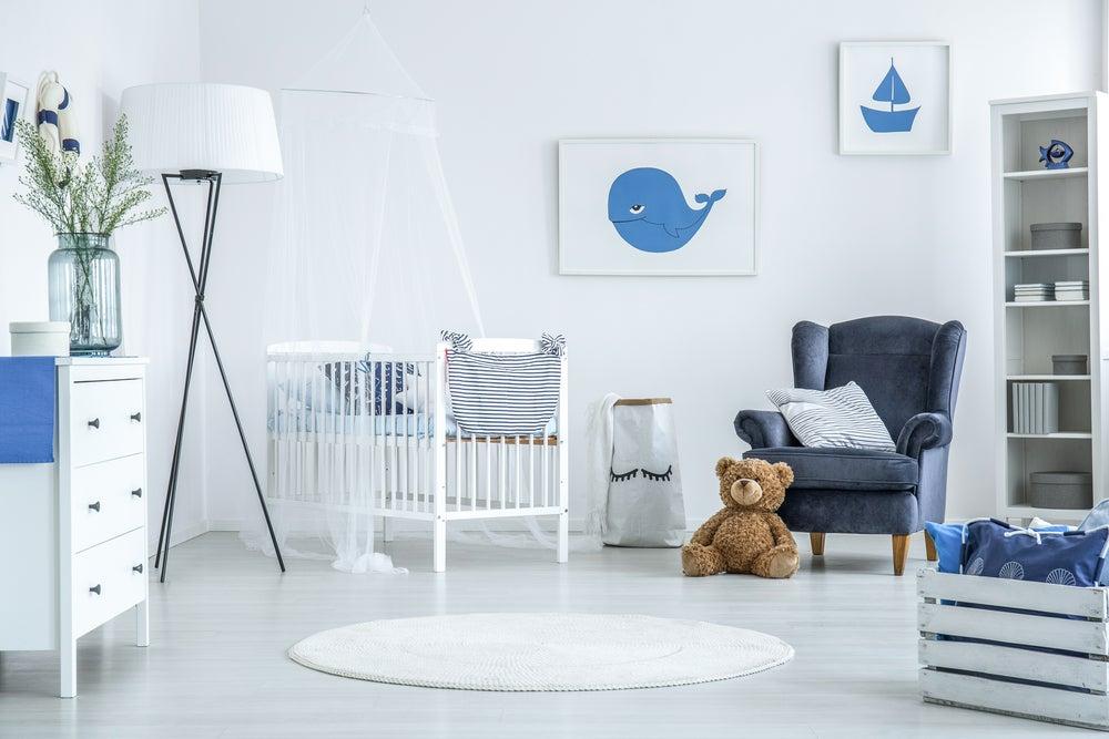 Decoración marinera: ideas para la habitación de tu hijo