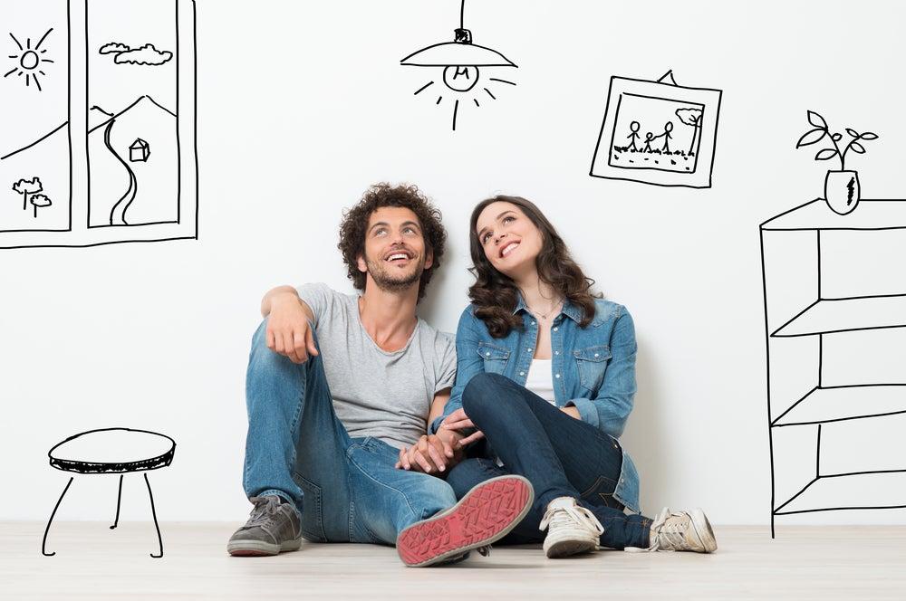 La importancia de decorar la casa con tu pareja