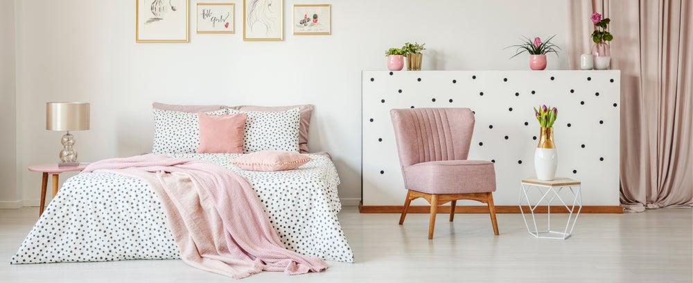 Dormitorio armónico.