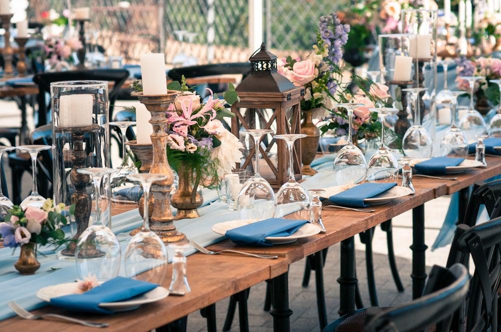 Ideas boho chic para decorar tu boda
