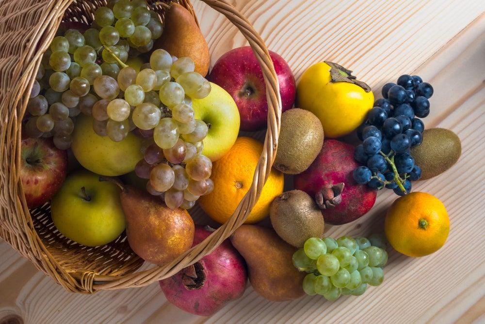 El frutero, un recurso decorativo